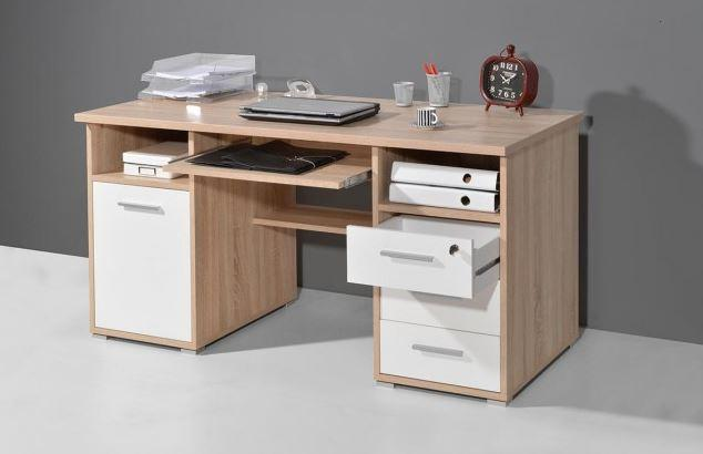 B rotisch jamie schreibtisch computertisch tisch b ro for Schreibtisch 0484
