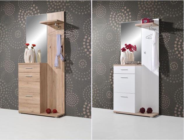 garderobe ideen wenig platz innenarchitektur und m bel. Black Bedroom Furniture Sets. Home Design Ideas
