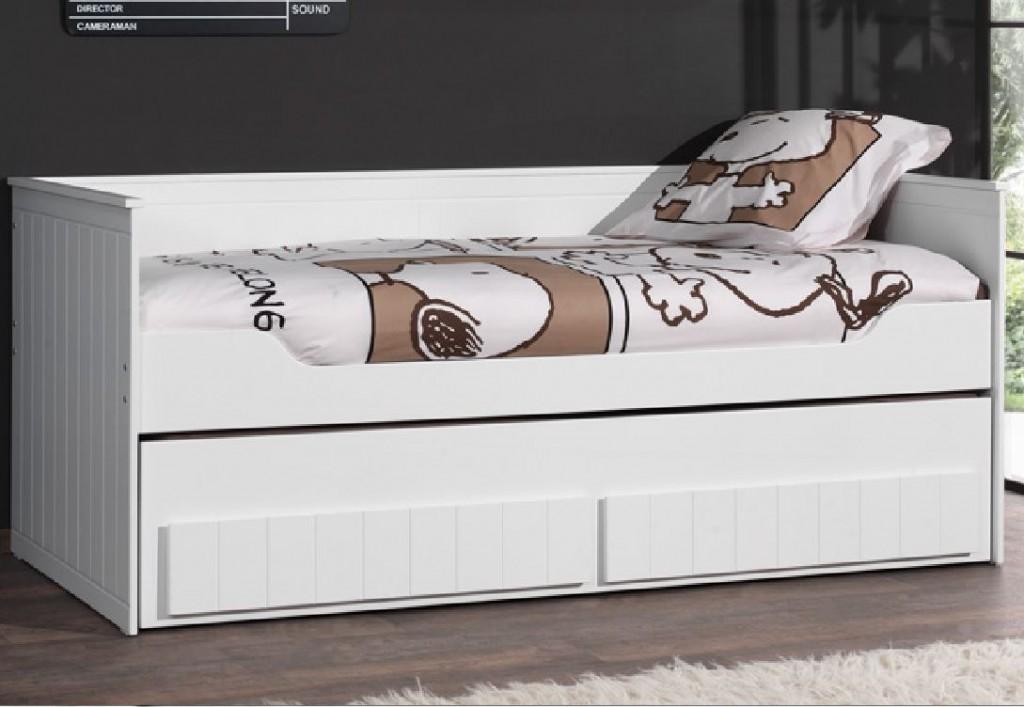 kojenbett robin kinderbett schubladenbett funktionsbett. Black Bedroom Furniture Sets. Home Design Ideas