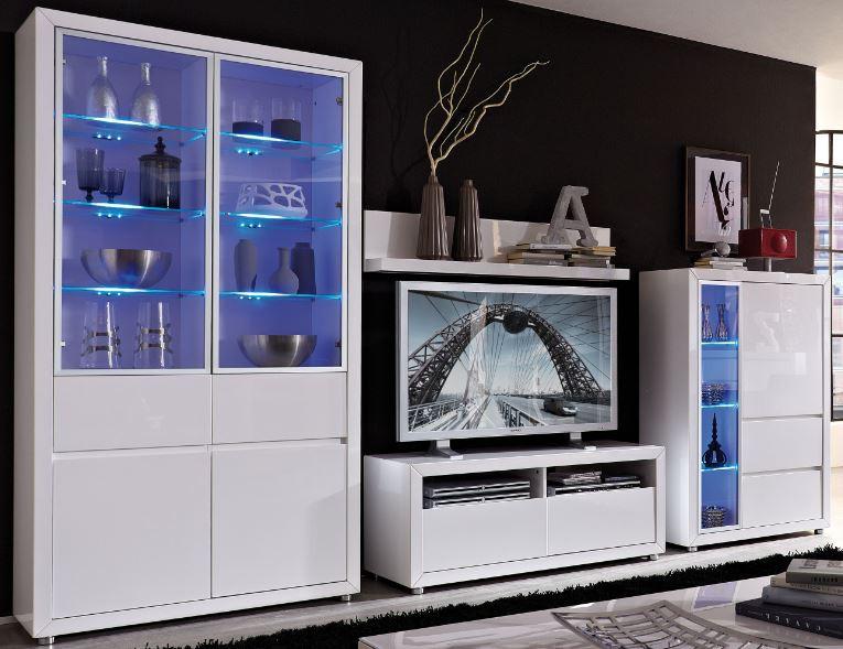 design : möbel weiß wohnzimmer ~ inspirierende bilder von ... - Wohnzimmer Vitrine Weis