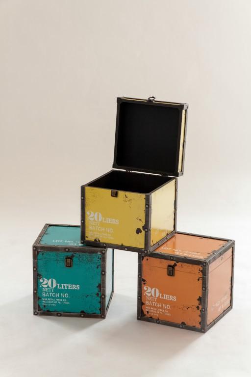 aufbewahrungsboxen metallbox metallschachtel metalltruhe. Black Bedroom Furniture Sets. Home Design Ideas