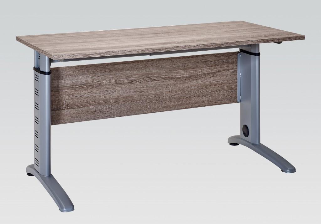 Schreibtisch Büro Höhenverstellbar ~ Schreibtisch Büromöbel Bürotisch Trüffel höhenverstellbar Büro