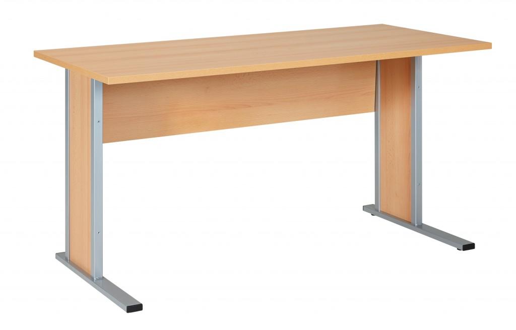 computertisch schreibtisch b rotisch b ro tisch buche b ro. Black Bedroom Furniture Sets. Home Design Ideas