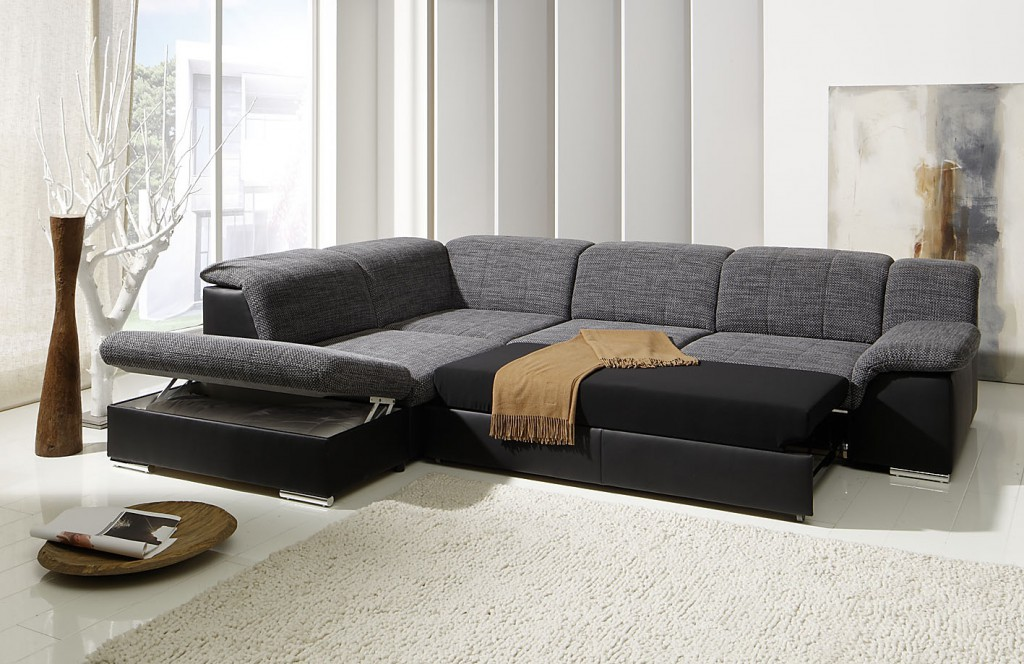 arizona ecksofa eckgarnitur couch sofa lederoptik eckcouch wohnlandschaft. Black Bedroom Furniture Sets. Home Design Ideas