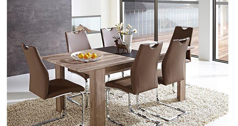 faro couchtisch mit glasboden tisch wohnzimmertisch eiche. Black Bedroom Furniture Sets. Home Design Ideas
