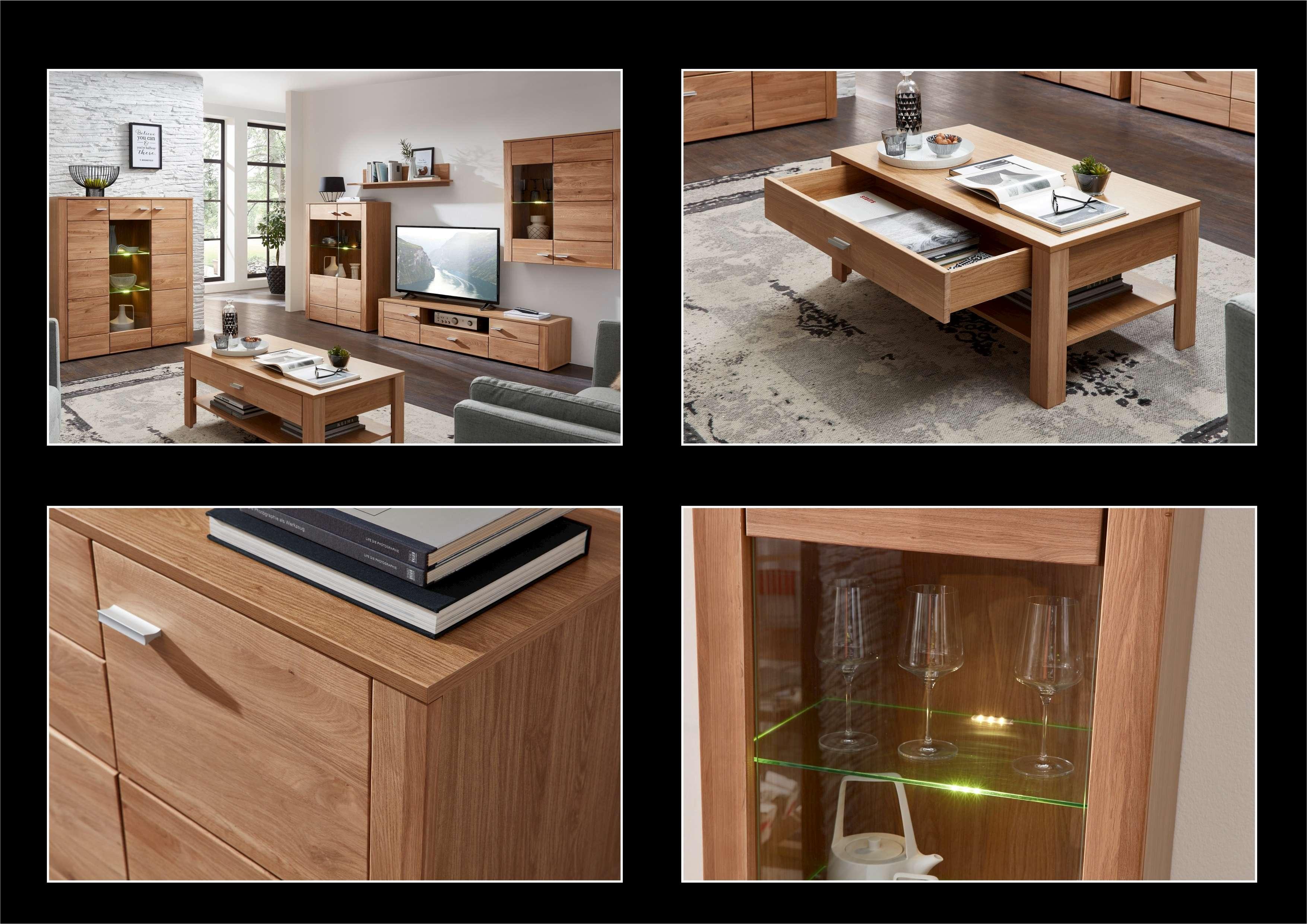 wohnwand aarau wildeiche sch ner wohnen wohnw nde. Black Bedroom Furniture Sets. Home Design Ideas