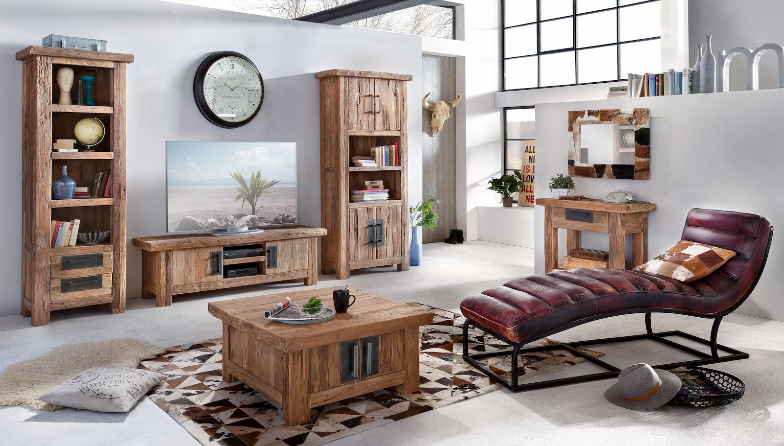 telefontisch coral 17486 natur sch ner wohnen tische. Black Bedroom Furniture Sets. Home Design Ideas