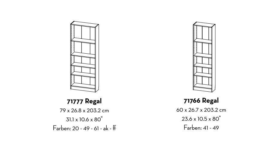 schrank basic t renschrank aufbewahrungsschrank kaffee sch ner wohnen schr nke vitrinen. Black Bedroom Furniture Sets. Home Design Ideas