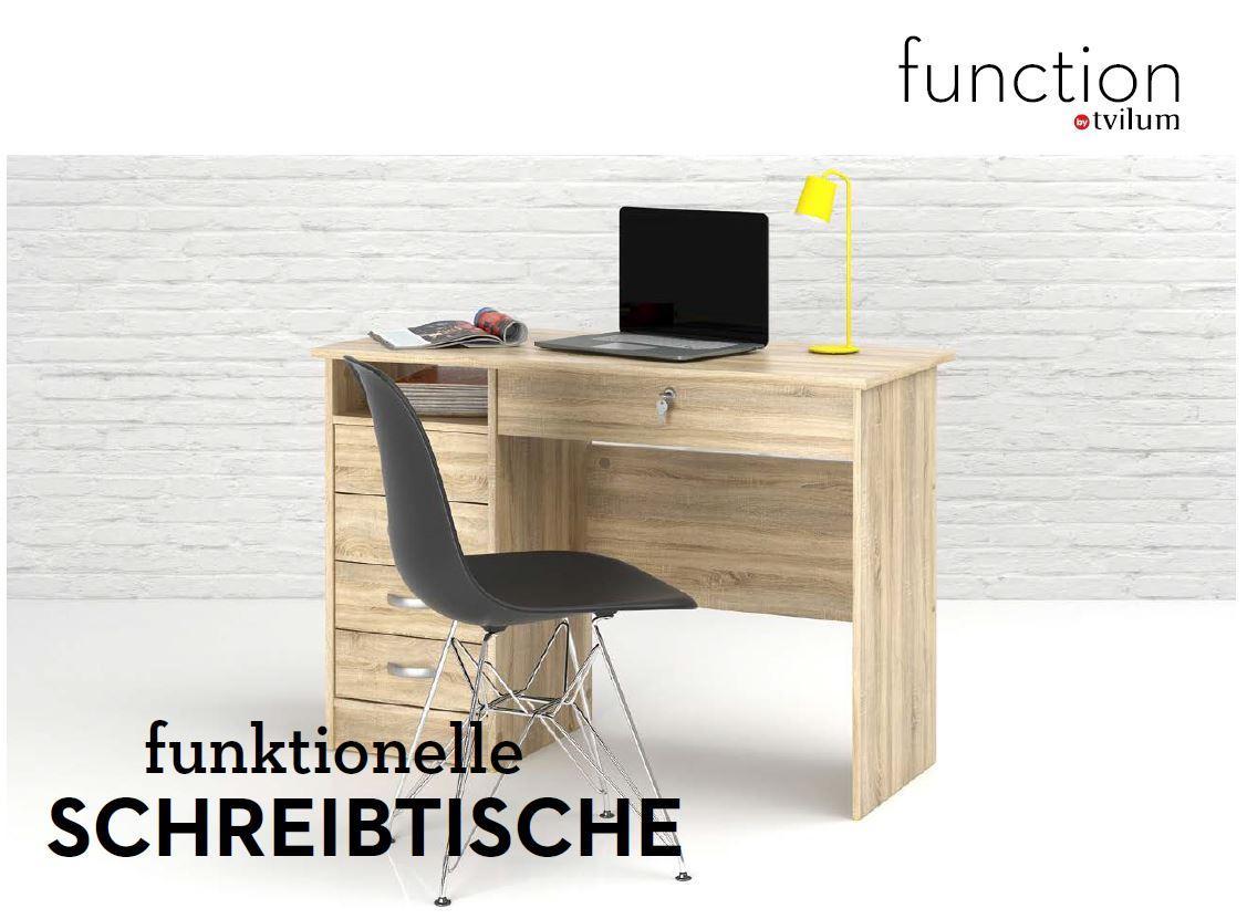 tvilum function computertisch schreibtisch b rotisch b ro tisch kiefer. Black Bedroom Furniture Sets. Home Design Ideas