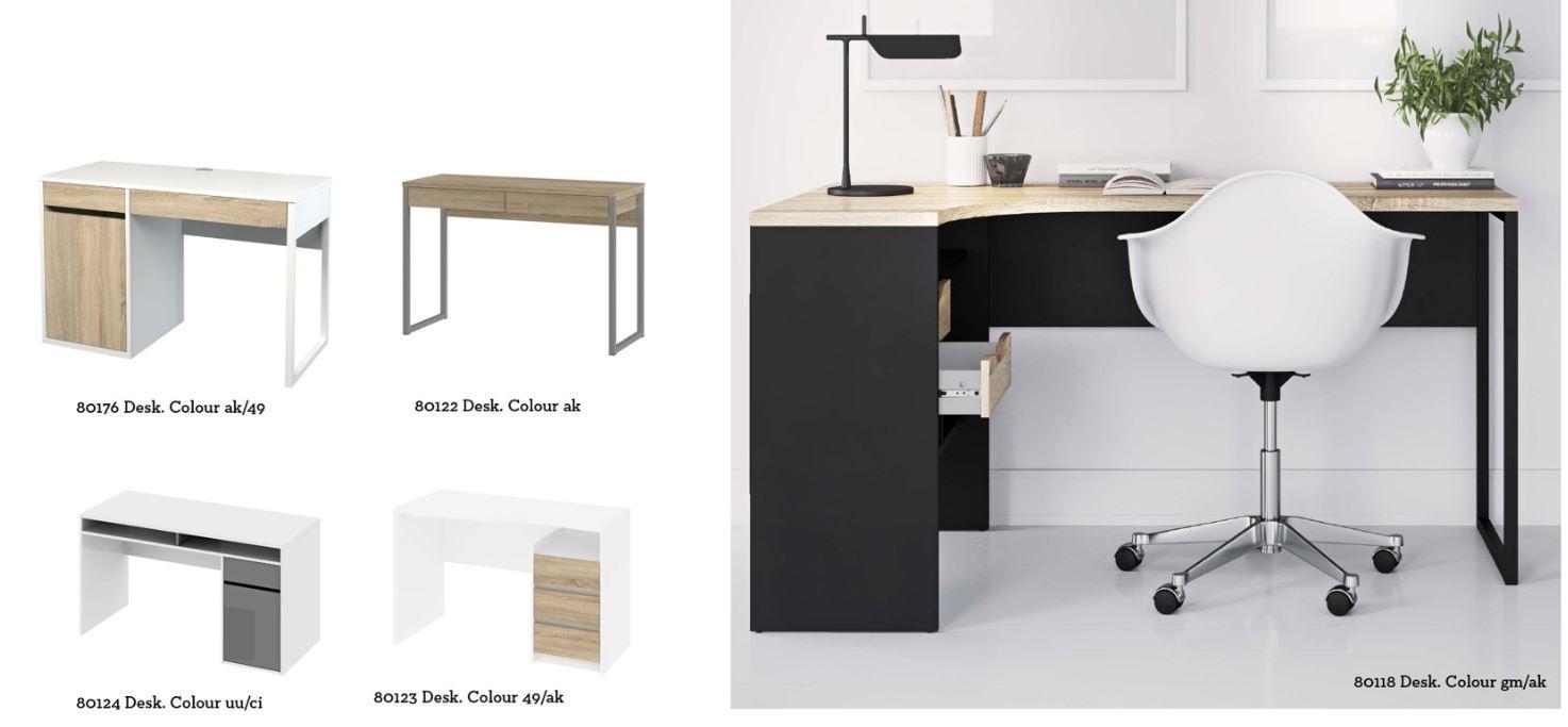 tvilum function plus winkelkombination computertisch schreibtisch tr ffel wei b ro. Black Bedroom Furniture Sets. Home Design Ideas
