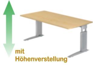 elektrisch h henverstellbar. Black Bedroom Furniture Sets. Home Design Ideas