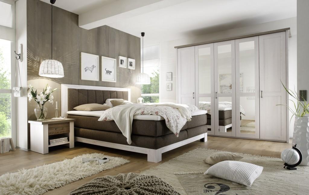 nevada luca boxspringbett 180x200cm doppelbett ehebett bett stone schlafen betten. Black Bedroom Furniture Sets. Home Design Ideas