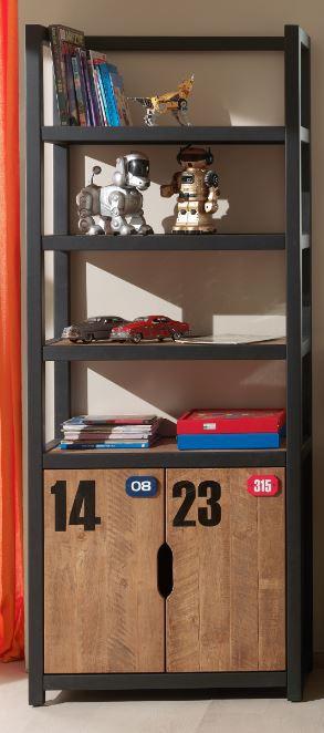 regal alex kinderregal jugendzimmer kiefer kids teens regale schr nke regale. Black Bedroom Furniture Sets. Home Design Ideas