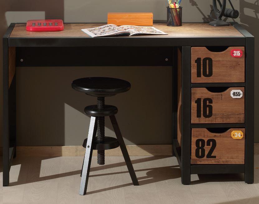 Schreibtisch alex kinderschreibtisch tisch jugendzimmer for Schreibtisch teenager