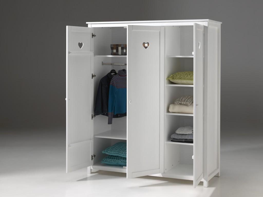 kleiderschrank amori kinderkleiderschrank schrank. Black Bedroom Furniture Sets. Home Design Ideas