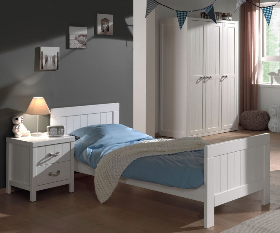 kinderzimmer set lewis bett kinderbett schrank. Black Bedroom Furniture Sets. Home Design Ideas
