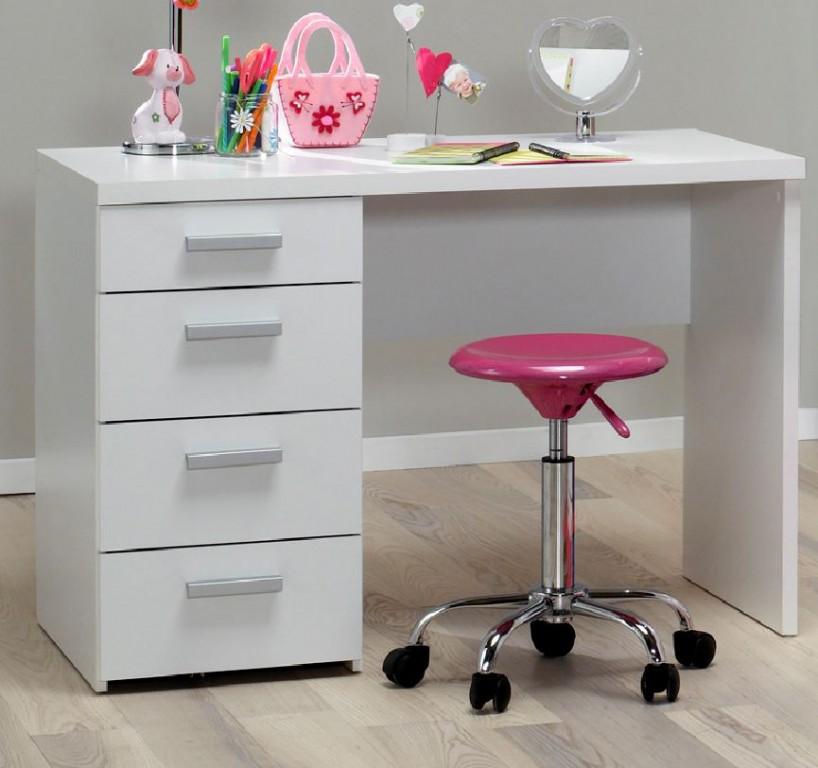 tvilum function plus computertisch schreibtisch b rotisch b ro tisch wei ebay. Black Bedroom Furniture Sets. Home Design Ideas