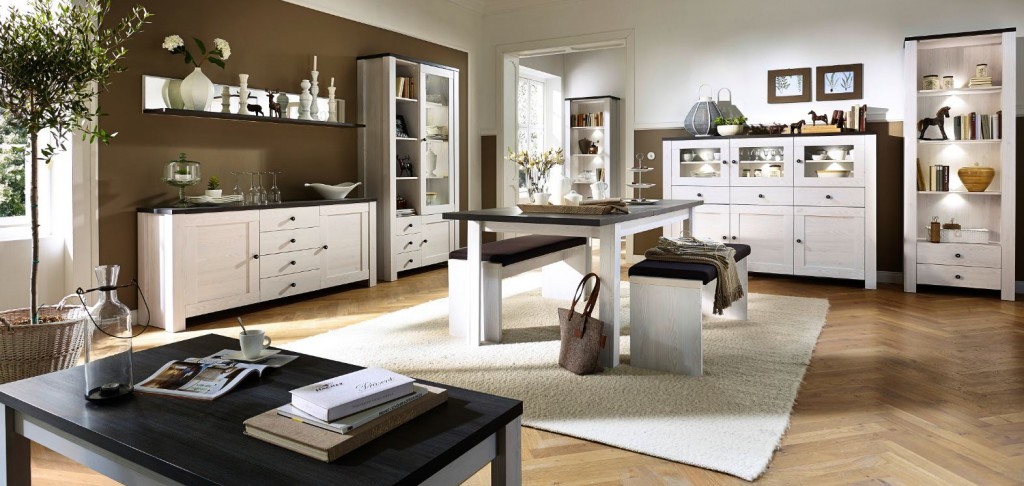 antwerpen wohnzimmer komplettset l rche. Black Bedroom Furniture Sets. Home Design Ideas