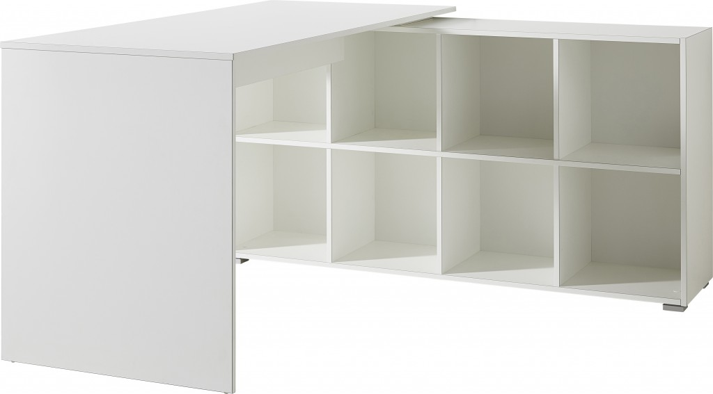 Eckschreibtisch weiß design  Nauhuri.com | Büro Eckschreibtisch Weiß ~ Neuesten Design ...