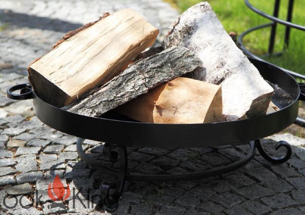 feuerschale feuerstelle tna 80 cm grillschale f r garten terrasse ebay. Black Bedroom Furniture Sets. Home Design Ideas