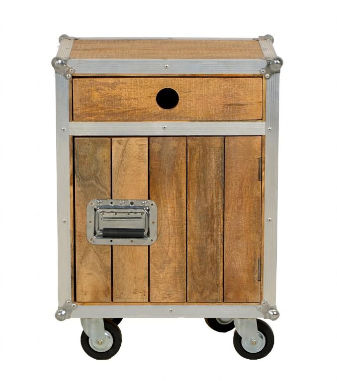 Kommode auf rollen das beste aus wohndesign und m bel for Badezimmer container auf rollen