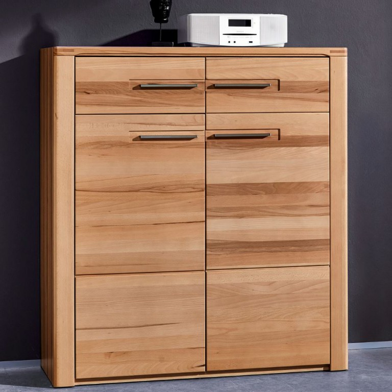 nature plus kommode sideboard anrichte regal schrank schlafen kommoden. Black Bedroom Furniture Sets. Home Design Ideas