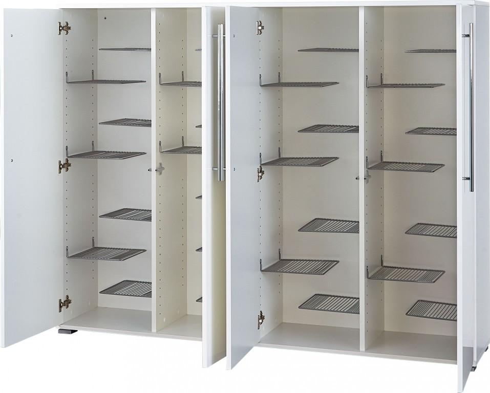 schuhschrank ina schuhregal schrank schuhe kommode wei. Black Bedroom Furniture Sets. Home Design Ideas