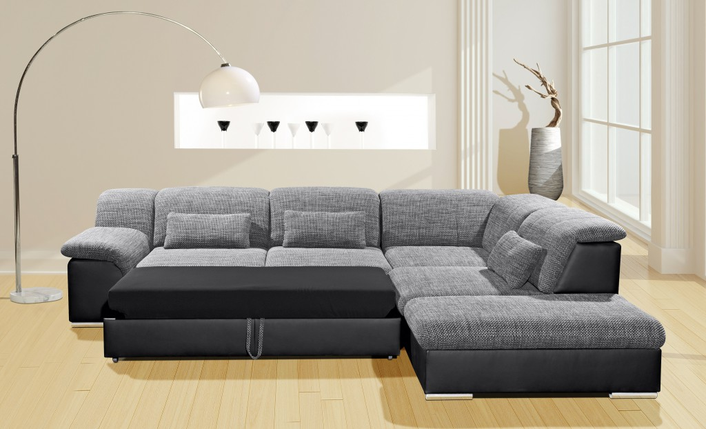 arizona ecksofa eckgarnitur couch sofa lederoptik eckcouch wohnlandschaft polsterm bel ecksofas. Black Bedroom Furniture Sets. Home Design Ideas