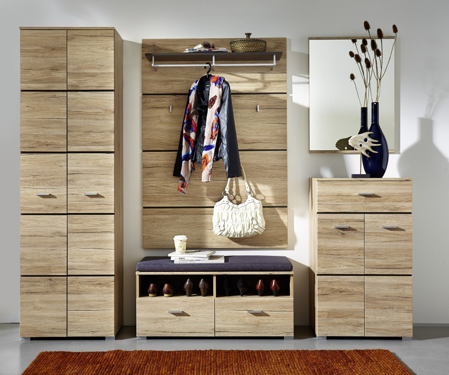 fresh schuhschrank dielenschrank schuhregal garderobe. Black Bedroom Furniture Sets. Home Design Ideas