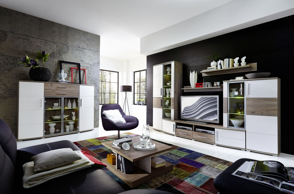 jam highboard anrichte kommode schrank sideboard regal sch ner wohnen sideboards highboards. Black Bedroom Furniture Sets. Home Design Ideas