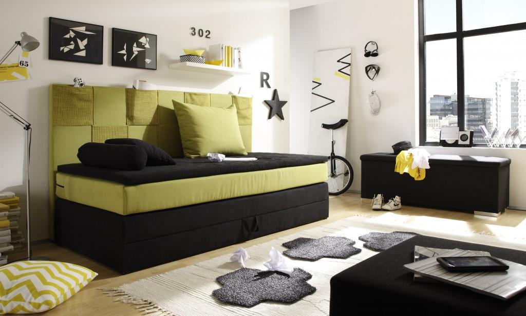 truhe sitzbank chest gepolstert sitztruhe aufbewahrungsbox schwarz this that truhen. Black Bedroom Furniture Sets. Home Design Ideas